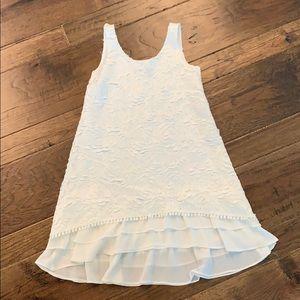 NWOT, BEAUTIFUL girls formal dress, size 8. Lovely